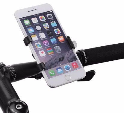Алюминиевый держатель для телефона на велосипед