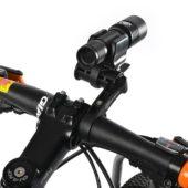 Фото дополнительный держатель для велоаксессуаров на руль