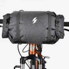 Фото сумка для велосипеда на руль Sahoo, черная