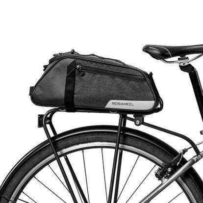 Фото сумка на багажник велосипеда Roswheel серия Essential 10L