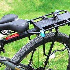 Универсальный багажник для велосипеда