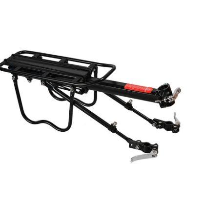 Быстросъемный багажник для велосипеда Rockbros до 75 кг.