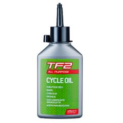 Фото минеральная смазка для цепи/тросов/педалей велосипедов Weldtite 125 мл.