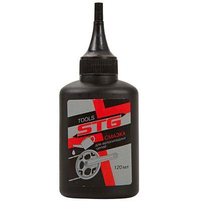 Фото смазка для цепи велосипедов STG 120 ml