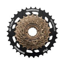 Трещотка для велосипеда shimano 14-34