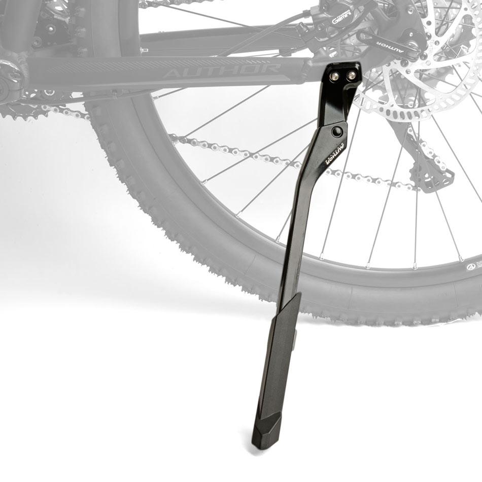 """Интегрируемая подножка на заднее перо велосипеда Longus """"E-BIKE 18 AL"""""""