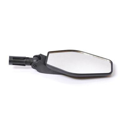 Ромбообразное зеркало заднего вида с торцевым креплением