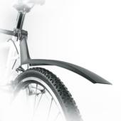 """Фото щиток задний для велосипеда SKS S-Blade FIXED 28"""", черный"""
