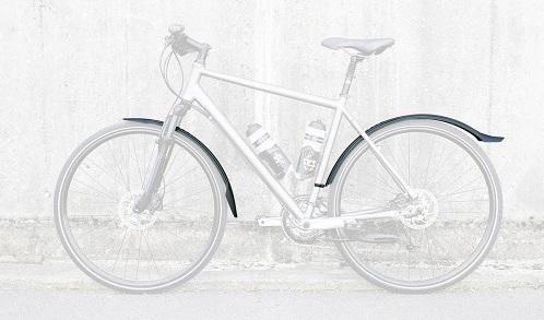 """Фото комплект щитков для велосипеда SKS Velo 55 Cross 26-29"""", черный"""