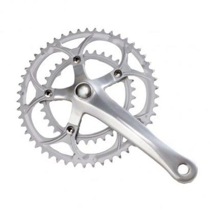 Фото система шатунов для велосипеда 9 скоростная, 34/50T, 170 мм, алюминий