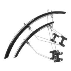 """Фото комплект щитков для велосипеда M-Wave 28"""", черный"""