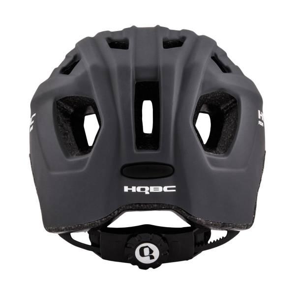 Фото велосипедный шлем HQBC PEQAS, черный, размер M