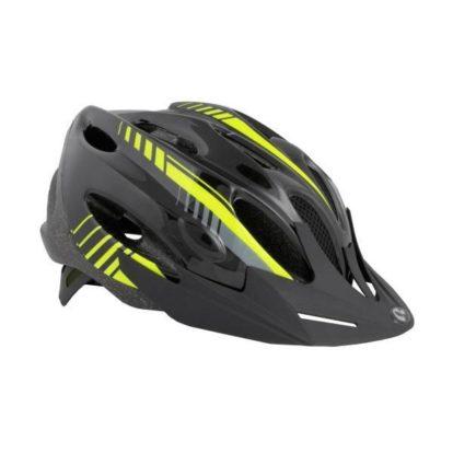 Фото велосипедный шлем HQBC Prilba VENTIQO, черно-желтый, M