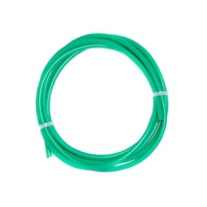 Оплётка (рубашка) велосипедного троса переключения, зеленая, 2 метра