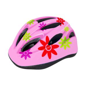 Детский велосипедный шлем Cigna (розовый)