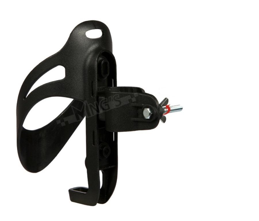 Флягодержатель велосипедный универсальный Beto BC-106B, черный пластик