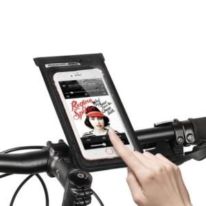Держатель для телефона на руль велосипеда.