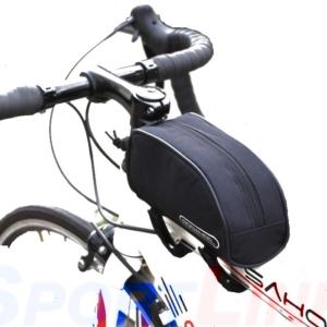 Велосумка на раму Roswheel, черная