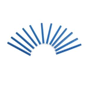 Светоотражатели на спицы велосипеда Vinca Sport, синий, 12 шт.