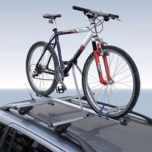 Автобагажник для перевозки велосипеда на крыше