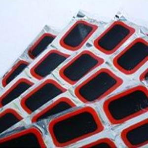 Заплатки для велосипедных камер 32*50мм комплект 24шт