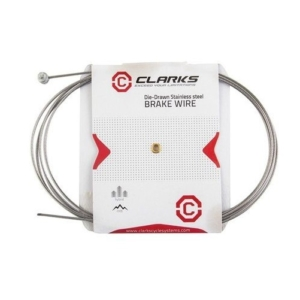 Велосипедный трос тормоза 2000 мм, Clark's