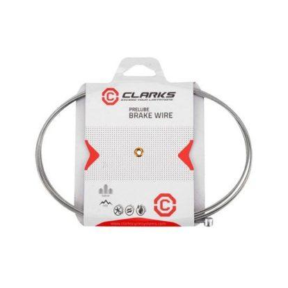 Фото велосипедный трос тормоза (с тефлоновым покрытием) 2100 мм, Clark's