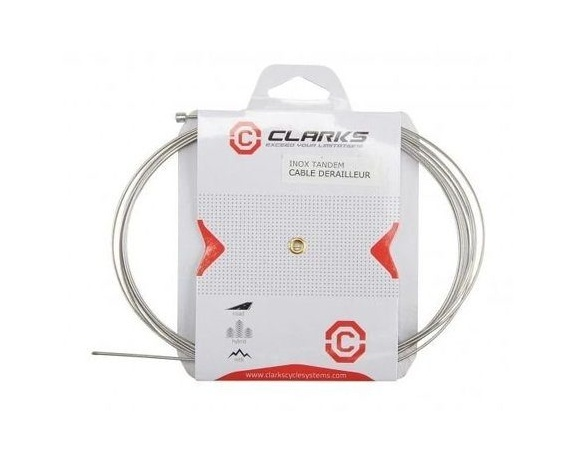 Тросик переключения передач (с тефлоновым покрытием) 2275 мм, Clark's
