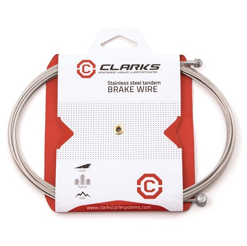 Велосипедный трос тормоза 3060 мм, Clark's