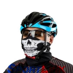 Бафф для велосипедиста, череп арт.45931-13