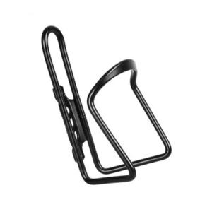Флягодержатель велосипедный Sahoo металлический, черный+болты крепления