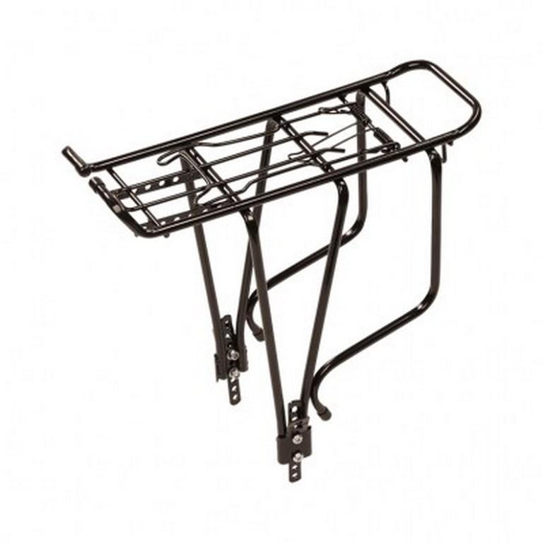 Багажник для велосипеда SIHD BR-PRW3 универсальный, 26-28 дюймов, V-brake, черный