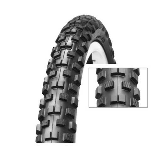 """Покрышка для велосипеда 16""""x2.00 CST BADGER"""