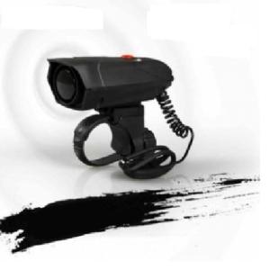 Велозвонок электронный Rockbros 120 дБ, черный