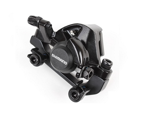 Механический калипер дискового тормоза Shimano BR-TX805 передний
