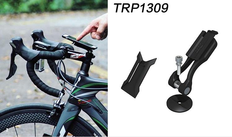 Держатель для телефона Trigo с креплением в шток руля велосипеда