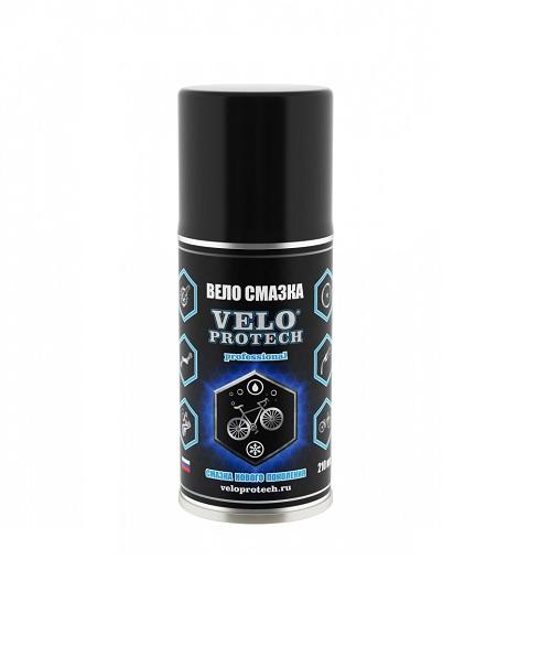 Универсальная смазка для велосипеда Veloprotech 210 ml.