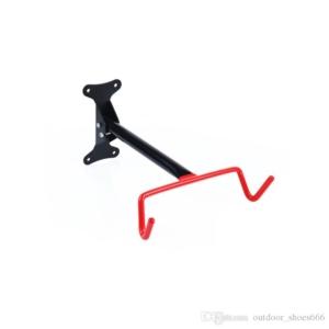 Крепления для велосипеда на стену, за раму, черный