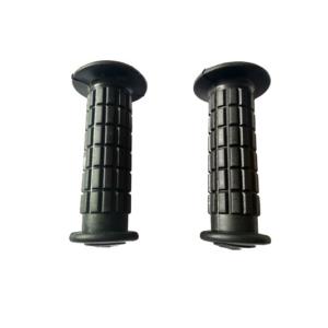 Грипсы для велосипеда BRAT BMX, 100 mm (чёрный)