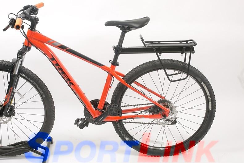 Багажник быстросъемный с бортами для велосипеда