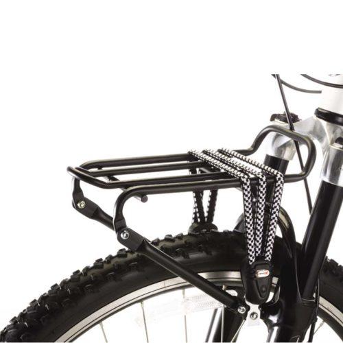 Передний багажник для велосипеда регулируемый крепление к V-brake