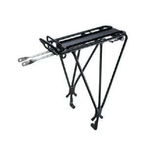 """Багажник для велосипеда под дисковый тормоз 27,5-29"""" (черный)"""