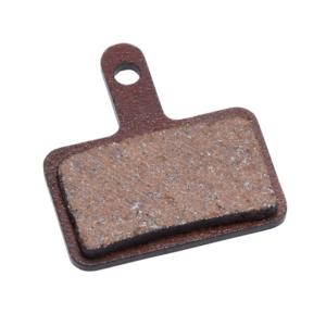 Колодки для дисковых тормозов велосипеда Baradine DS-10 semimetal