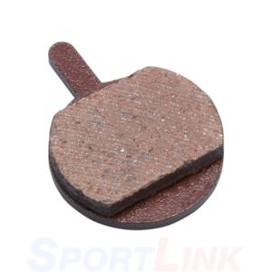 Колодки для дисковых тормозов велосипеда DS-30 semimetal