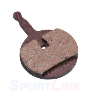 Колодки для дисковых тормозов велосипеда Baradine DS-38 semimetal