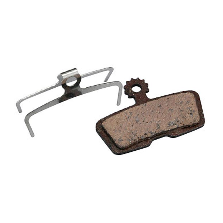 Колодки для дисковых тормозов велосипеда BARADINE DS-54 semimetal