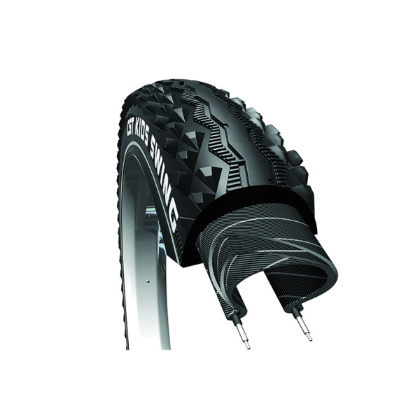 "Покрышка для велосипеда CST 26""x1.95 Control Prima"