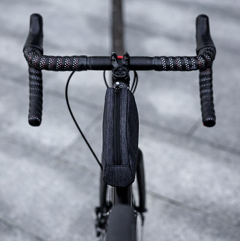 Сумка на раму велосипеда Roswheel серия Essential 1 литр