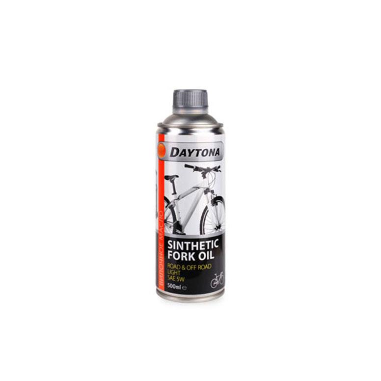 Вилочное масло DAYTONA SAE 5W, 500 мл.