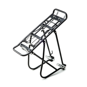 """Багажник для велосипеда HW черный универсальный 24 - 28"""""""